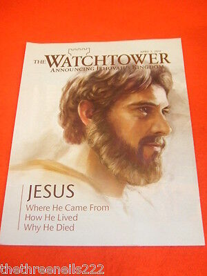 The Watchtower - Jesus - April 1 2011