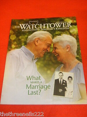 The Watchtower - What Makes A Marriage Last - Feb 1 2011