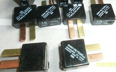 SNAP ACTION VB3  Push To Reset 15 AMP Circuit Breaker Model VB-3       10 PCS