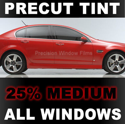 Mercury Milan 06-2011 PreCut Window Tint - Medium 25% VLT Film