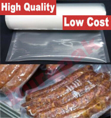 "1 roll 11"" wide 50 feet Food Fresh Preserve Channel FOOD SAVER Vacuum Bag Tube"