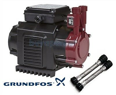 Grundfos Watermill 1.5 NILE Single Impeller Shower Pump Replaces Watermill PR50S