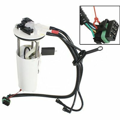 19179627 New Electric Fuel Pump Gas With Sending Unit Chevy Olds Cavalier Malibu