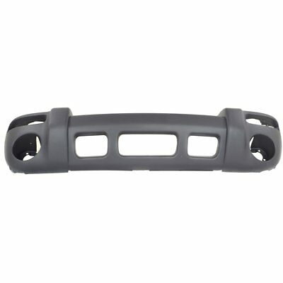 5GJ63HS5AC CH1000367 Front New Bumper Cover Jeep Liberty 2002-2004