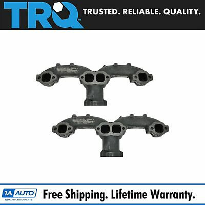 Exhaust Manifold Pair Left & Right For Chevy GMC Van Pickup New Set of 2