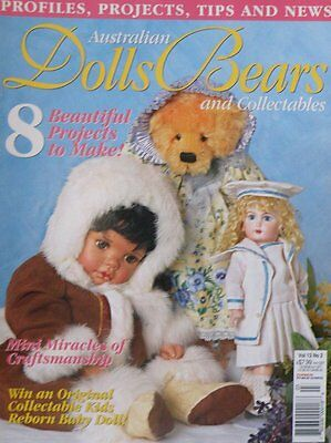 Australian Dolls Bears and Collectables Magazine Vol 13 No 2
