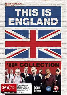 This is England: The 80s Collection NEW R4 DVD