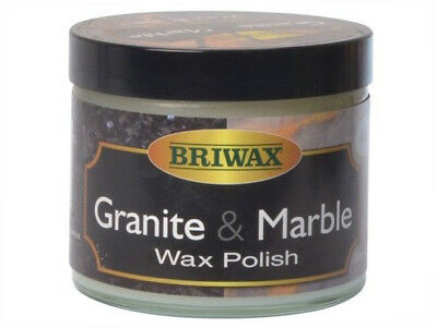 Briwax Granite and Marble Wax Polish 250ml Clear - The Natural Wax