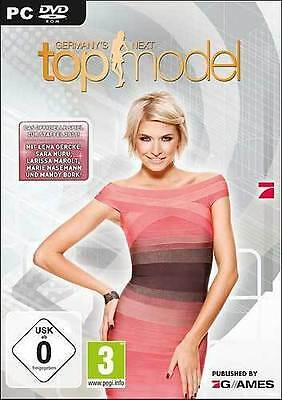 PC Computer Spiel ***** Germany's Next Topmodel 2011 Germanys ***********NEU*NEW