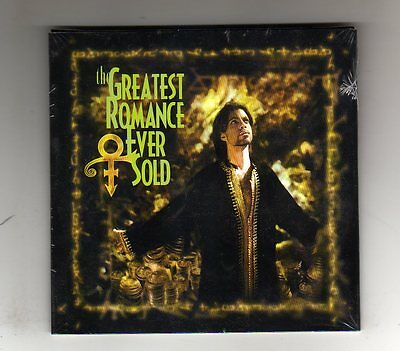 ♫♪♫PRINCE - THE GRATEST ROMANCE EVER SOLD - CDs USA CARDSLEEVE- SIGILLATO!RARO!!