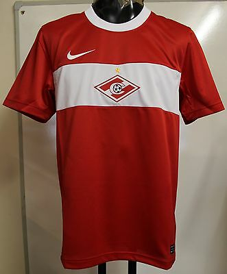 Spartak Moscow 2011/12 Home Shirt By Nike Size Xl Brand New With Tags
