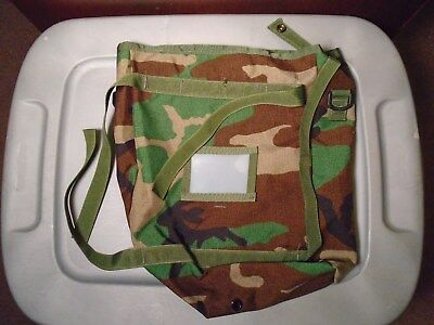 Genuine Usgi Military Camouflage Molle Ii Radio Pouch Carry Bag 2003 New Nos