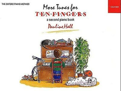 More Tunes for Ten (10) Fingers by Pauline Hall  - Same Day P+P