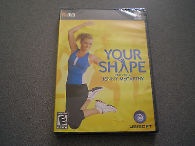 Your Shape  PC DVD-ROM Only - No Camera