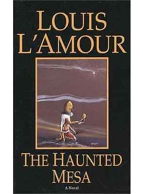 The Haunted Mesa - Mass Market Paperback NEW L'Amour, Louis 1999-05-31