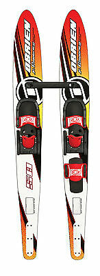 Paire skis nautique OBRIEN CELEBRITY JUNIOR 147CM  NEUF