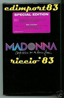 Madonna Confessions On A Dance.. Special Edition BOX CD MINT SEALED