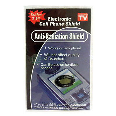 3000 Anti Radiation Protection Shield Cell Phone Smartphone Tablet Radio HOT!