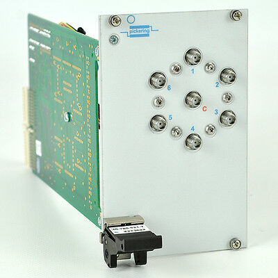 Pickering PXI 40-785-521-T 20GHz Microwave Multiplexer Module
