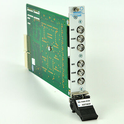 Pickering 40-780-532 Microwave Relay Module  26.5GHz PXI