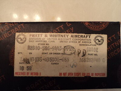 PRATT /& WHITNEY 8955 GASKETS 100 COUNT NEW