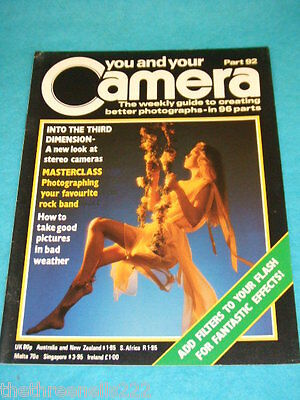 You And Your Camera #92 - Stereo Cameras