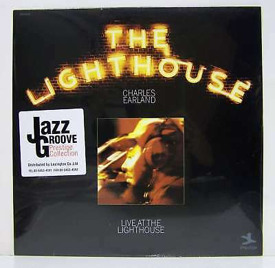 CHARLES EARLAND - Live at the Lighthouse - LP JAPAN