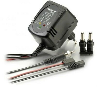 Nitro 3 in 1 Glow Start/Transmitter/Receiver Charger Ansmann Powerjack (starter)