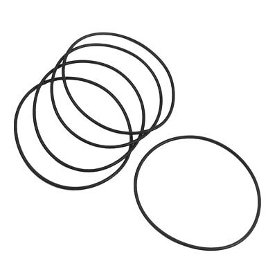 5 Pcs 75mm X 2mm Rubber Sealing Oil Filter O Rings Gaskets