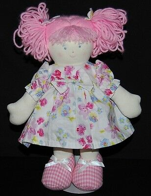"""Designed By And Exclusive To Australian Artist Kate Finn 10"""" Cloth Doll"""