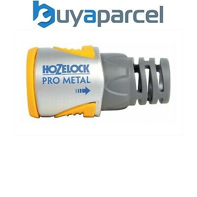 """Hozelock 2030 Pro Metal Hose End Pipe Connector 1/2"""" 12.5mm"""