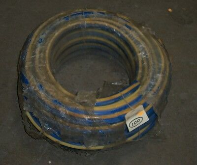 """Double Hose .25"""" & .75"""" 100 Ft Length, New *Pzf*"""