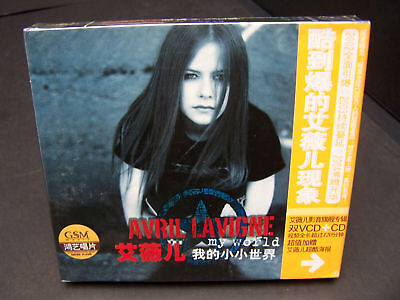 AVRIL LAVIGNE - MY WORLD.- Boxset -CD+2VCD - ASIAN