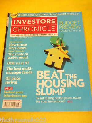 Investors Chronicle - How To Use Stop Losses - April 17 2009