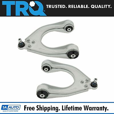 For Mercedes W212 E Class X218 CLS Sedan Pair Set of 2 Front Lower Ball Joints