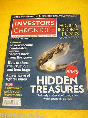 Investors Chronicle - How To Short - May 15 2009