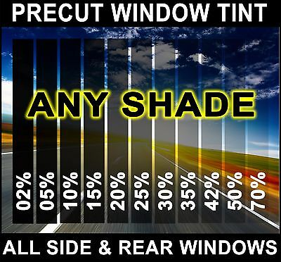 PreCut All Sides & Rears Window Film Any Tint Shade VLT for Ford Cars