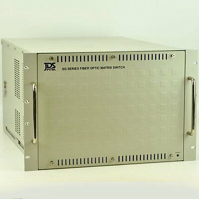JDS Fitel SG12042+12M000FP Fiber Optic Matrix Switch