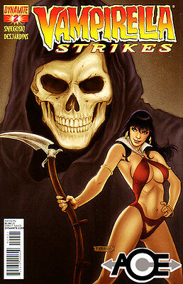 VAMPIRELLA STRIKES #2 - Cover B - New Bagged