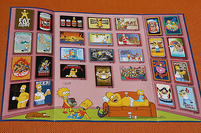 Die Simpsons Blechschild 20x30 cm Multiauktion the Simpsons Bart Homer Sign