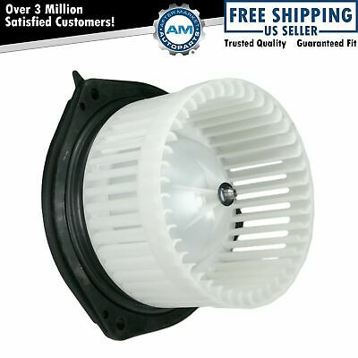 Heater A/C Vent Blower Motor with Fan Cage for Bonneville LeSabre Deville