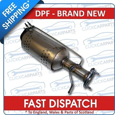 1x OE Quality Replacement Exhaust Diesel Particulate Filter DPF BM11023