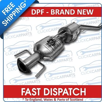 1x OE Quality Replacement DPF Vauxhall Astra ESTATE VAN Z19DT, Z19DH, Z19DT