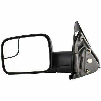 55077445AO CH1320228 Left New Mirror Heated Driver Side LH Hand Dodge Ram 1500
