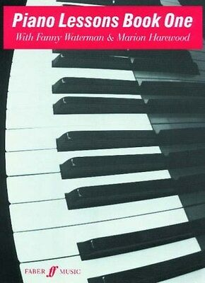 Piano Lessons Book 1 Waterman and Harewood  - Same Day P+P