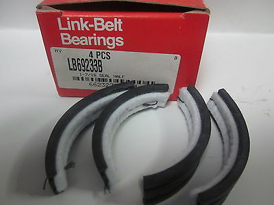 * New Link-Belt Bearings 1-7/16 Seal Half  Lb6923-3B..............mm-809