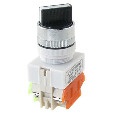 LAY37 Ui660V 2 Position Industrial Selector Rotary Switch