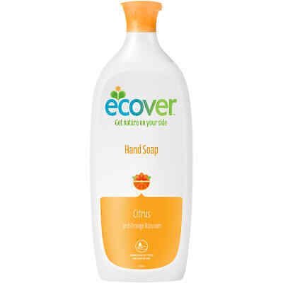 Ecover Refill Mizu Simply Refreshing Hand Wash 1 Litre Citrus and Orange Blossom