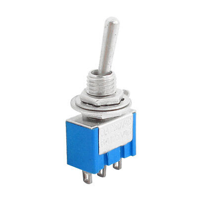 apAC 250V 3A 125V 6A SPDT On/On 2 Position Mini Toggle Switch