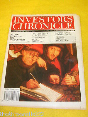Investors Chronicle - The Legal Profession - July 27 1990